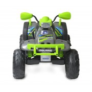 Carrinho elétrico Polaris Sportsman 700 Twin Lime 12volts - Pegperego