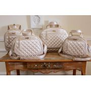 Conjunto de bolsas maternidade - Cristal Pérola