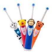 Escova de dentes elétrica a prova dágua - Tigre