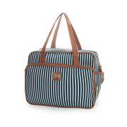 Kit Bolsa e mochila maternidade Lollipop Azul 2 Pçs - Hug