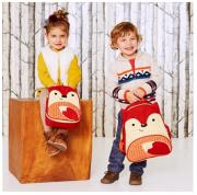 Lancheira Infantil Skip Hop - Linha Zoo - Coleção Raposa