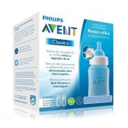 Mamadeira Clássica Avent Pack Duplo 260ml - Philips Avent