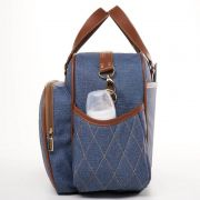 Mochila maternidade Chicago Jeans - Just baby