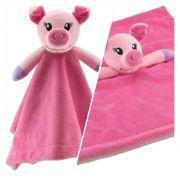 Naninha Porquinha rosa