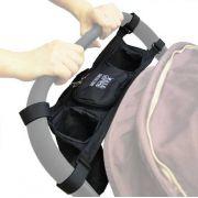Porta Trecos para Carrinho de Bebê Stroller Caddy