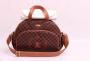 Conjunto de bolsas maternidade - Tedy Glamour Marrom