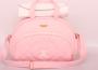 Conjunto de bolsas maternidade - Tedy Glamour Rosa