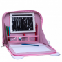 Suporte para tablet com pasta de atividades Color Bag gatinha ágata - Baby Pil