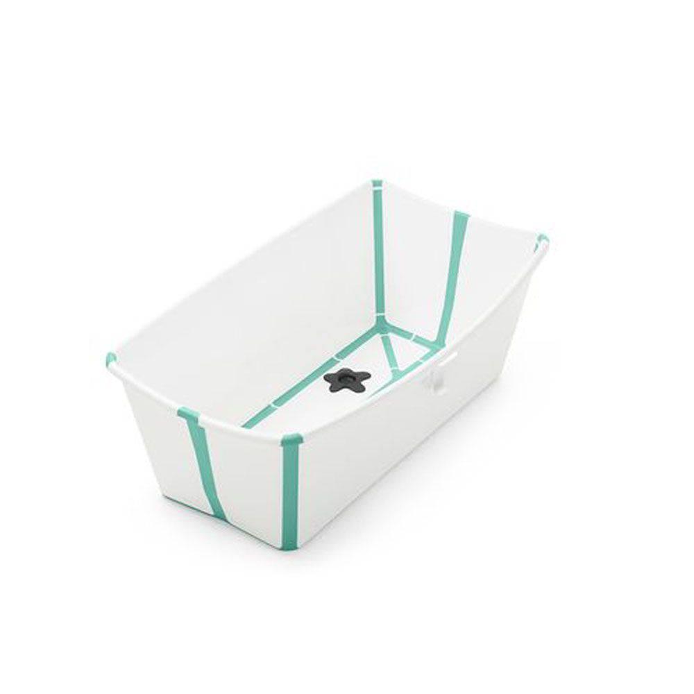 Banheira flexível Transparente Verde - Stokke