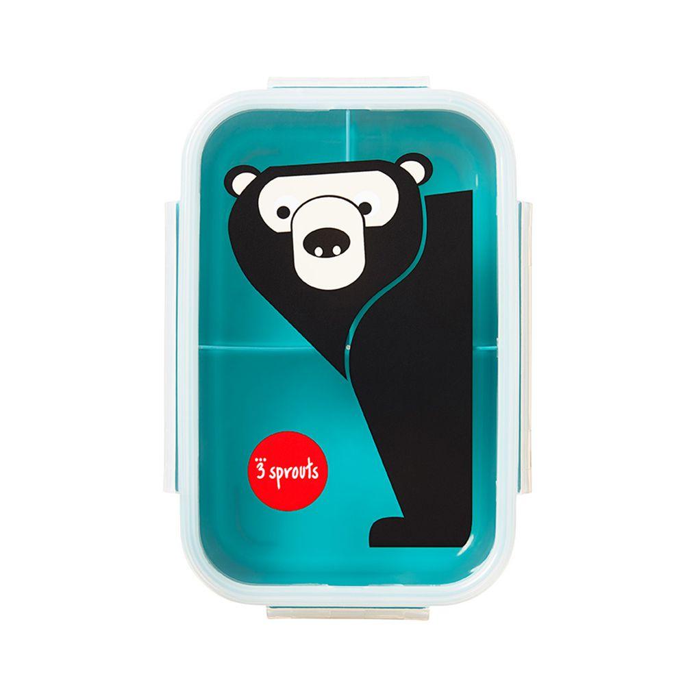 Bento Box Urso - Porta lanche e comida - 3 Sprouts