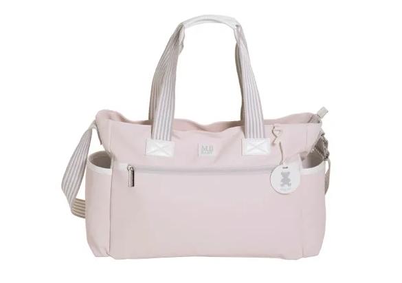 Bolsa de maternidade coleção Classic Rosa - MB Baby