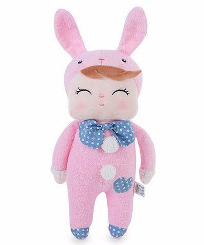 Boneca Metoo Angela Pink Bunny- Metoo