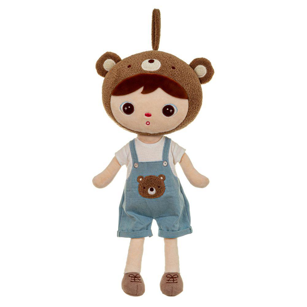 Boneca Metoo Jimbao Boy bear - Metoo 46 cm