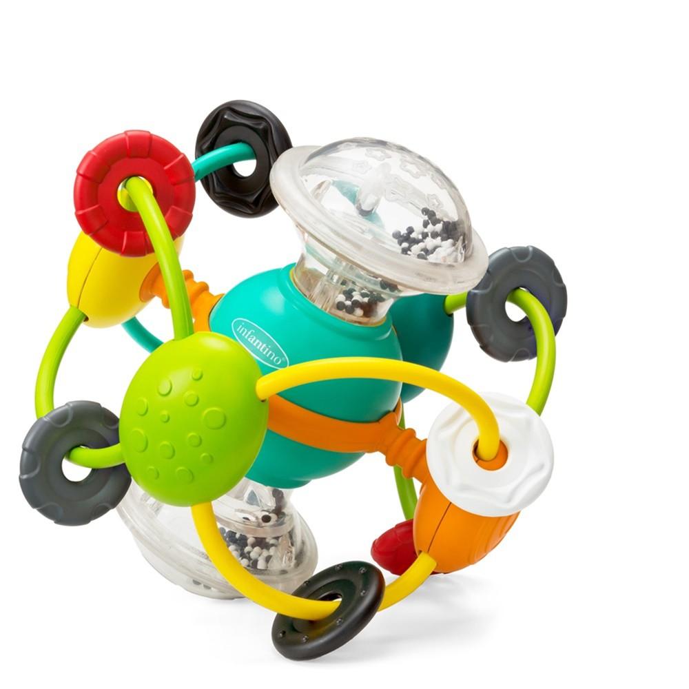 Brinquedo Mobile com mordedor bola interativa - Infantino