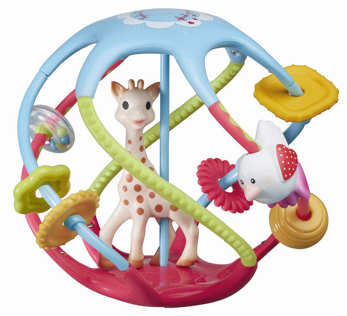 Brinquedo Twistin ball Sophie la Girafe