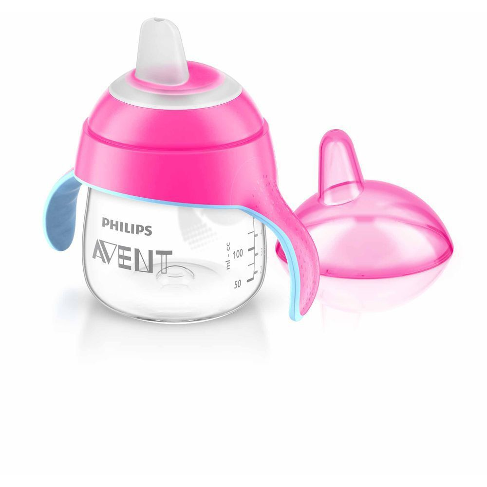 Copo Pinguim 200ml Rosa - Avent