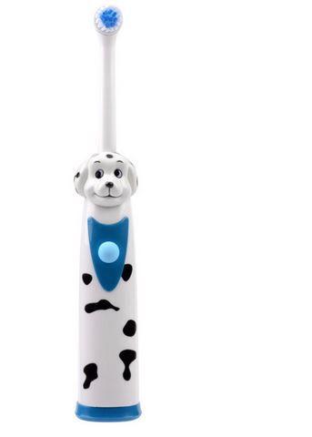 Escova de dentes elétrica a prova dágua - Cachorro
