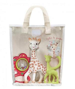 Kit presente Fresh Touch Sophie la Girafe