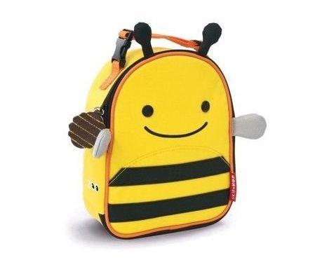 Lancheira Infantil Skip Hop - Linha Zoo - Coleção Abelha