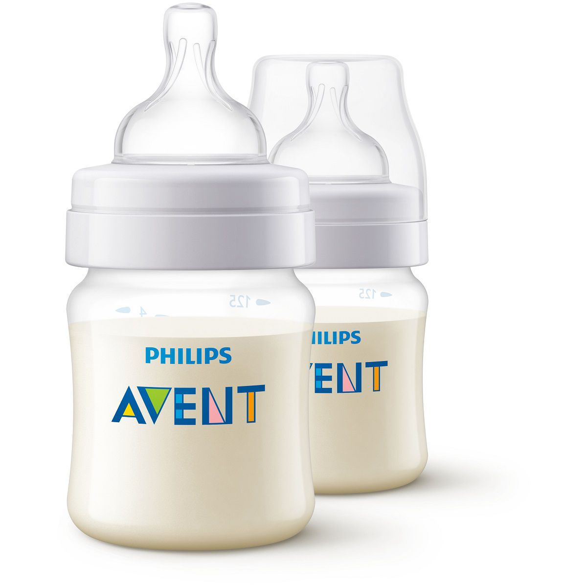 Mamadeira Avent Clássica PP Pack Duplo 125ml