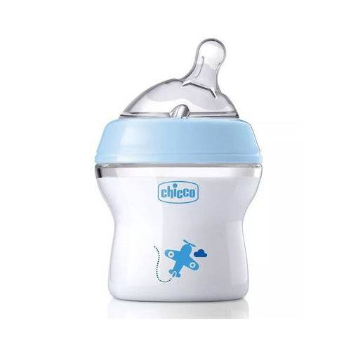 Mamadeira Azul Anti-refluxo Step Up 150Ml - Chicco