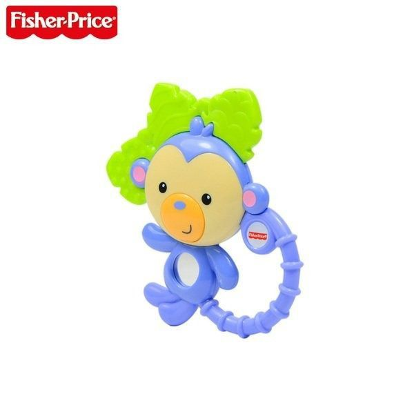 Mordedor Fisher Price Sort II Macaco