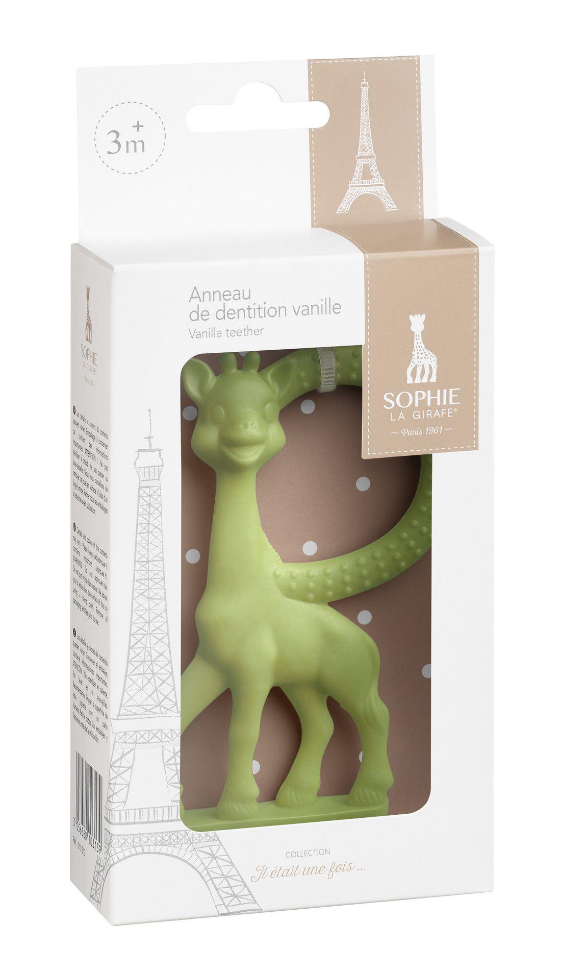 Mordedor Vanilla Sophie La Girafe Verde
