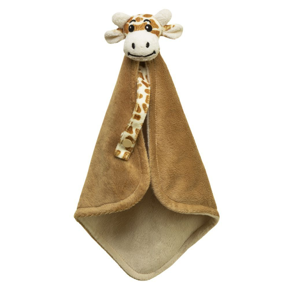 Naninha com prendedor Girafa