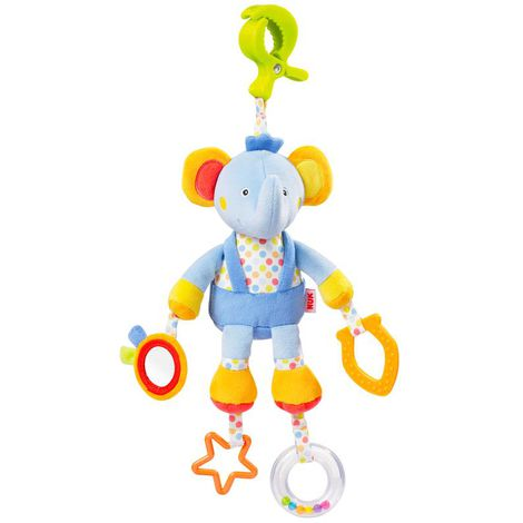 Pelúcia Móbile de atividades Elephant - NUK