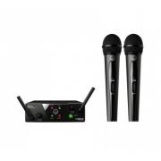 Microfone AKG WMS40 MINI Dual Vocal Set US25B/D