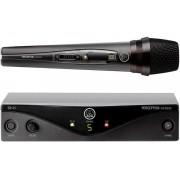 Microfone sem fio AKG PW45 PRO Vocal UHF Perception Wireless