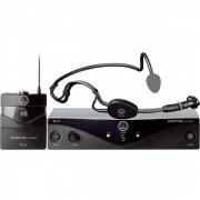 Receptor e Transmissor do Perception Wireless 45 Sports Set Band-A