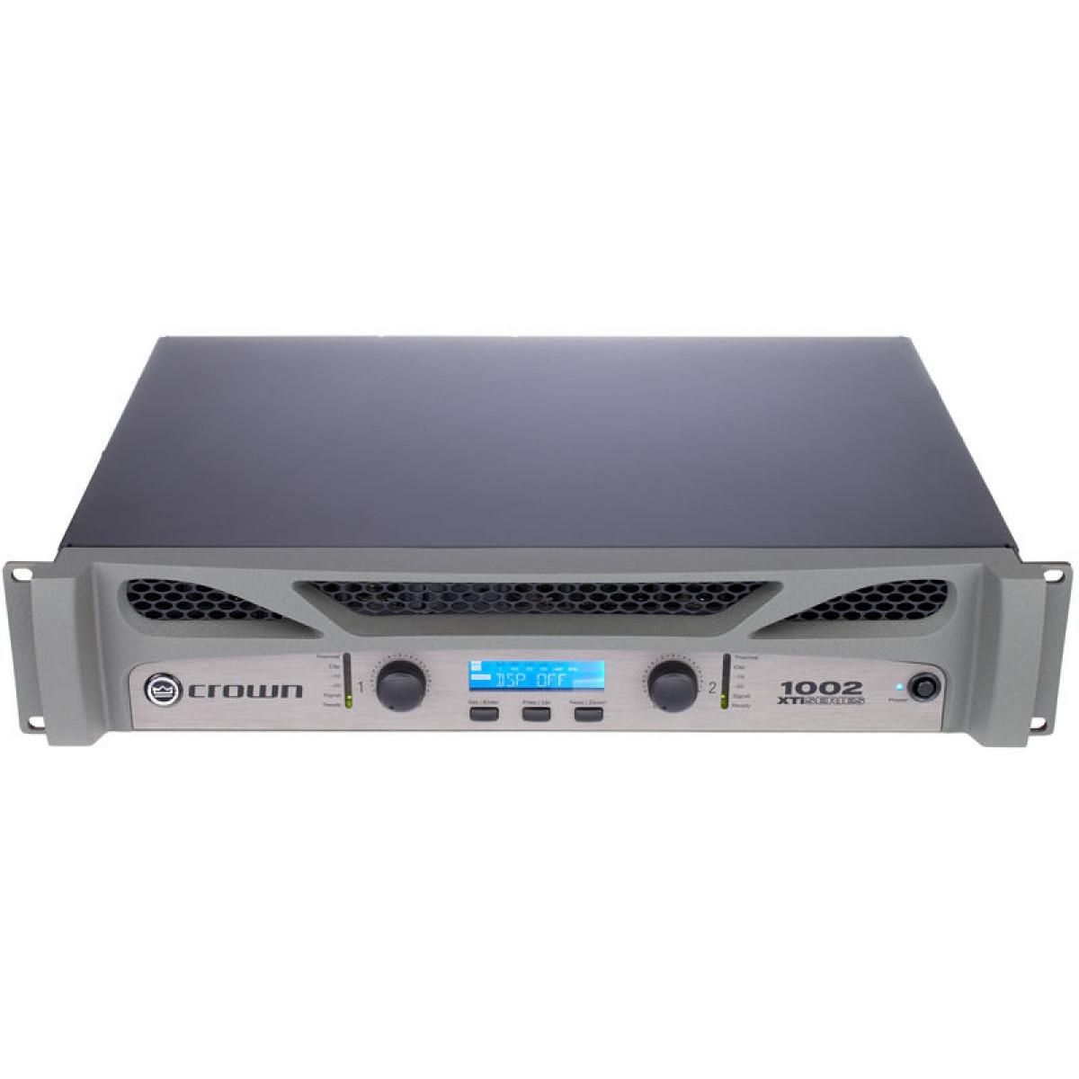Amplificador de Potência Crown GXTi 1002 U-BR