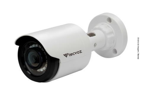 Câmera TECVOZ Bullet Flex Full HD IR 25m QCB236P
