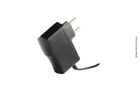 TECVOZ KIT 10 Fontes Eletrônicas 12v 1A COM LED