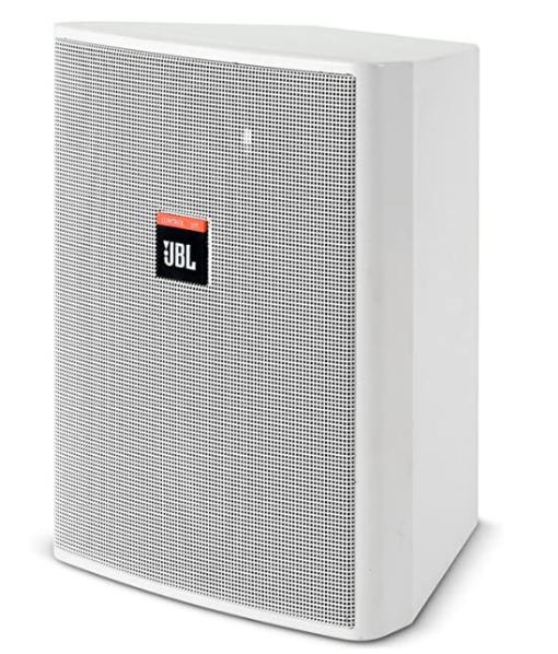 """JBL Control 25 WH Caixa 5""""  - 100W@8Ohms - 30W@70V - com suporte - 100° x 100°"""