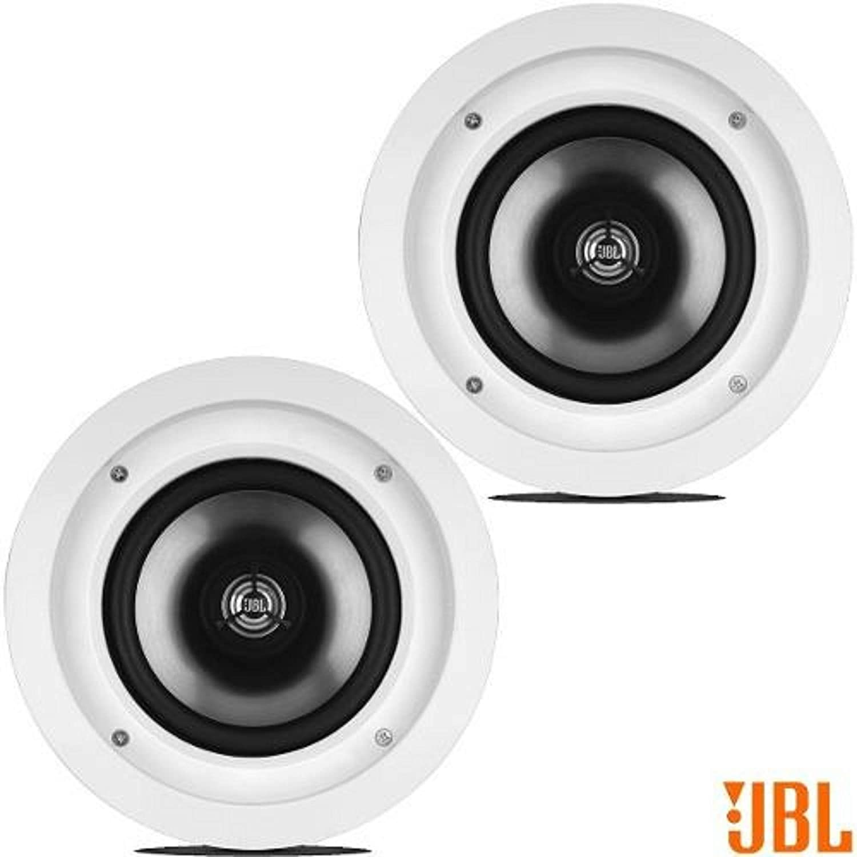 """Caixa JBL SP6CII 2 vias alto falante 6.5"""" tweeter 1"""" direcional 80W (PAR)"""