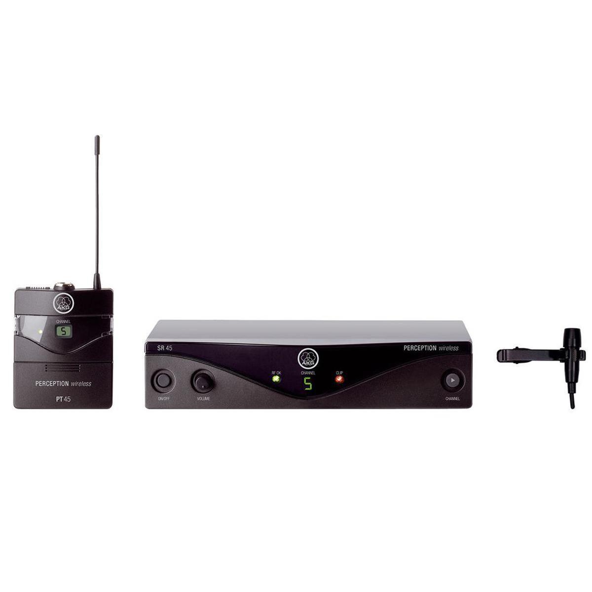 Microfone AKG PW45 Presenter Set Band-U2