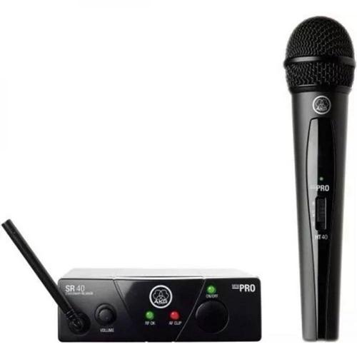 Microfone AKG WMS40 Mini Single Vocal Set US25A