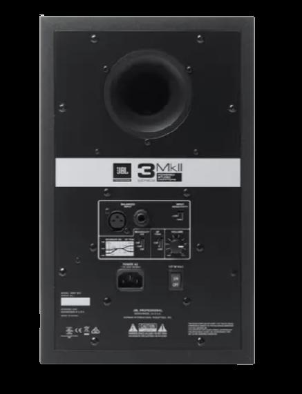 Monitor de Referência JBL 306P MKII
