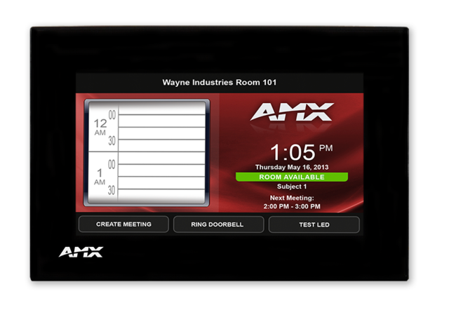 Painel Touch Screen AMX MSD-431-L
