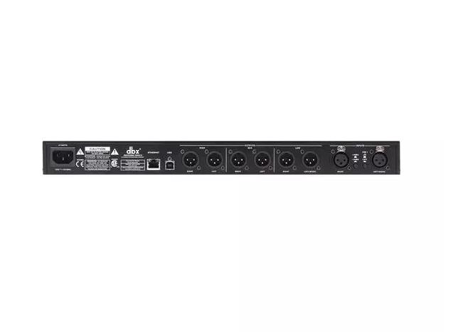 Processador de áudio DBX Drive Rack PA2