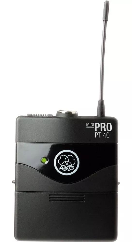 Sistema sem fio AKG WMS40PRO MINI UHF set para Instrumentos  SETUS45B