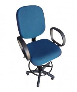 Cadeira Caixa Diretor com Braço
