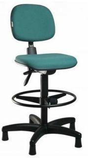 Cadeira Caixa Ergonômica Secretária - NR17