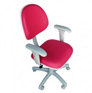 Cadeira de Escritório Executiva com Braço Base Cinza - Giratória