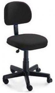Cadeira de Escritório Secretária sem Braço - Giratória