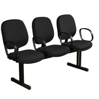 Cadeira de Espera 3 Lugares - Diretor