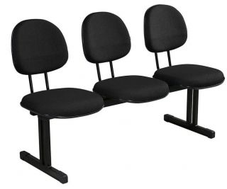 Cadeira de Espera 3 Lugares - Executiva