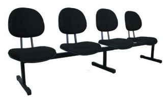 Cadeira de Espera 4 Lugares - Executiva